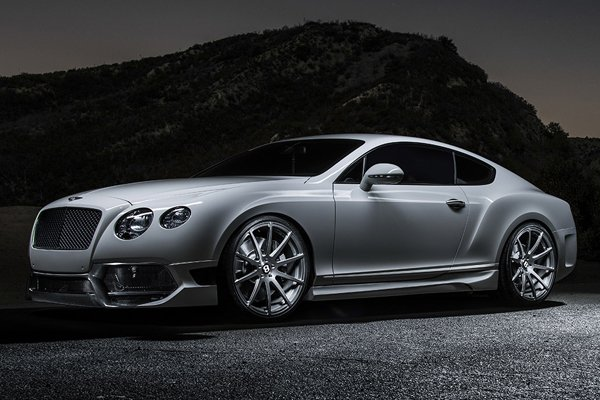Bentley Continental GT BR10-RS от Vorsteiner